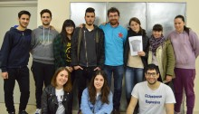 Clube da Lingua e coordindores de Cicloxénese Expresiva